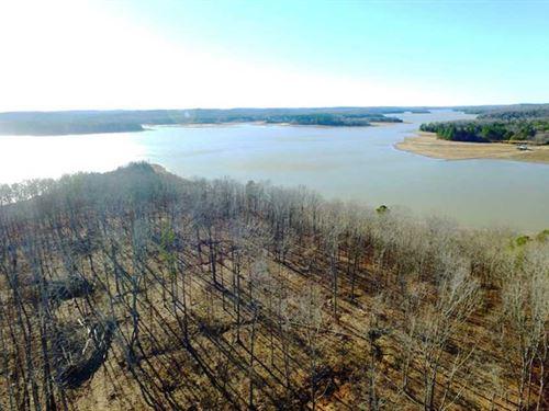 27 Acres on Cedar Lake : Russellville : Franklin County : Alabama