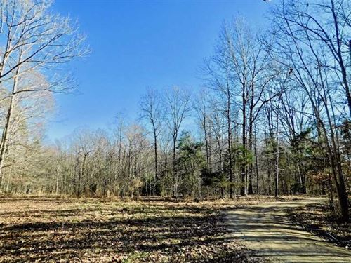 Reduced, 10 Acres of Riverfront : Efland : Orange County : North Carolina