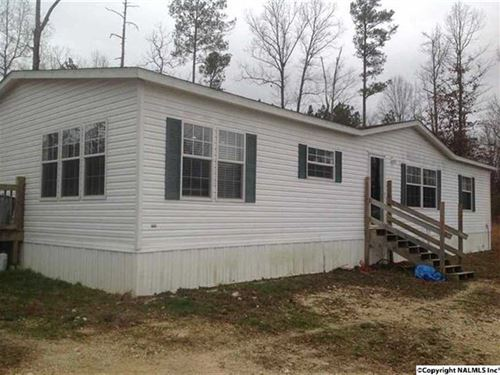Nice Manufactured Home on 9.9 Acre : Hokes Bluff : Etowah County : Alabama