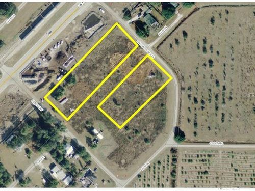 2.37 Acres, South Desoto County : Arcadia : Desoto County : Florida