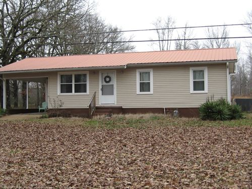 Country Home Tn, 10 Acres, Move : Scotts Hill : Decatur County : Tennessee