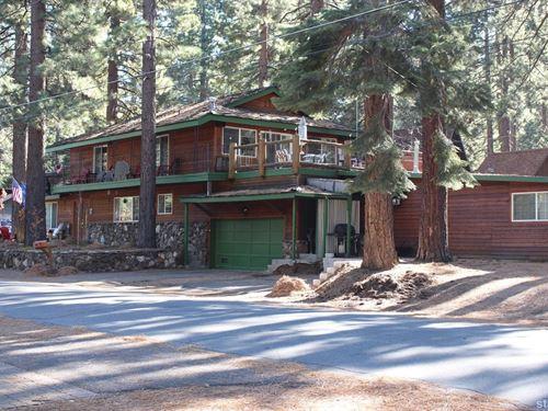 South Lake Tahoe Home Rental Income : South Lake Tahoe : El Dorado County : California