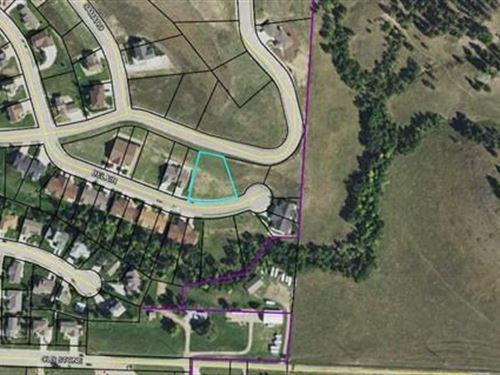 Sturgis SD Residential Building Lot : Sturgis : Meade County : South Dakota