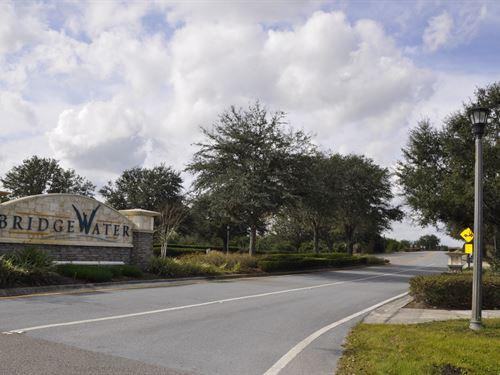 Bridgewater Multifamily Land : Lakeland : Polk County : Florida