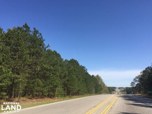 4.93 Acre Hwy 601 Commercial Proper : Lugoff : Kershaw County : South Carolina