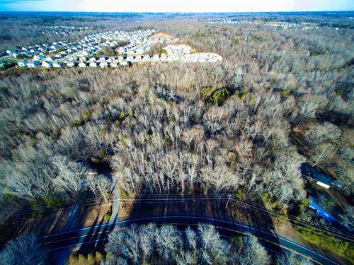 Residential Acreage Waxhaw, NC : Waxhaw : Union County : North Carolina