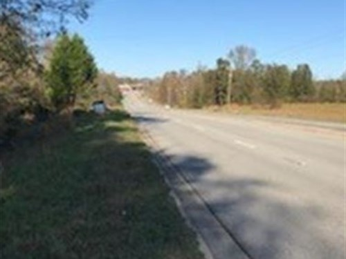 11.2 Ac, Highway 76, Greenville Co : Honea Path : Greenville County : South Carolina
