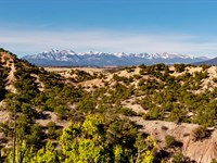 Borders 3,250+ Acres Of Blm Land : Walsenburg : Huerfano County : Colorado