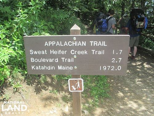 Catawba Mountain : Catawba : Roanoke County : Virginia