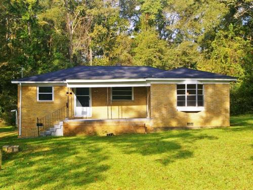 Affordable 3 Bed, 1.5 Bath Home : Magnolia : Pike County : Mississippi