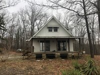 Cabin With View in Mountain View AR : Mountain View : Stone County : Arkansas