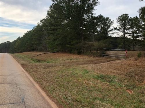 Spears Rd Tract : Madison : Morgan County : Georgia