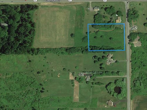 Building Lot Near Golf Club : Victor : Ontario County : New York