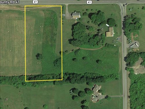 Building Lot Across From Golf Club : Victor : Ontario County : New York