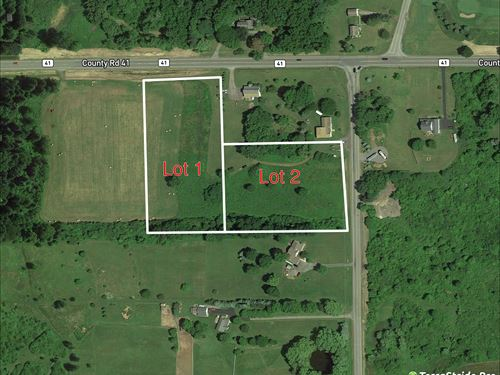 Combined Lot Near Golf Club : Victor : Ontario County : New York