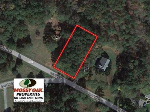 Under Contract, .47 Acres of Res : Henrico : Warren County : North Carolina