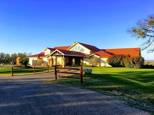 Homesite King's Point Cove Lake : Brownwood : Brown County : Texas