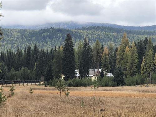 Hunters Paradise : Yaak : Lincoln County : Montana
