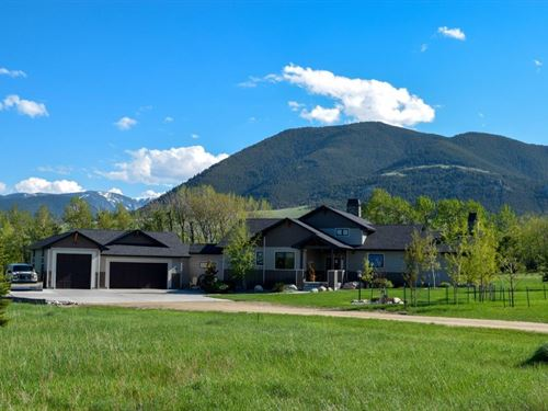 Exquisite Red Lodge Hideaway : Red Lodge : Carbon County : Montana