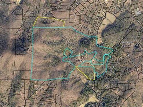 189 Acres Outside Of Blue Ridge : Blue Ridge : Fannin County : Georgia