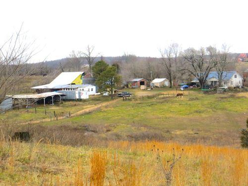 Farm For Sale : Couch : Oregon County : Missouri