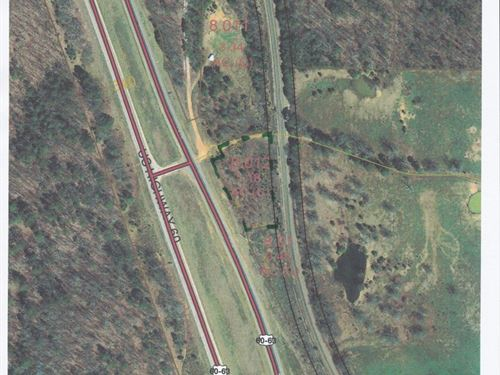 Vacant 1 Acre Lot US Highway 60/63 : Willow Springs : Howell County : Missouri