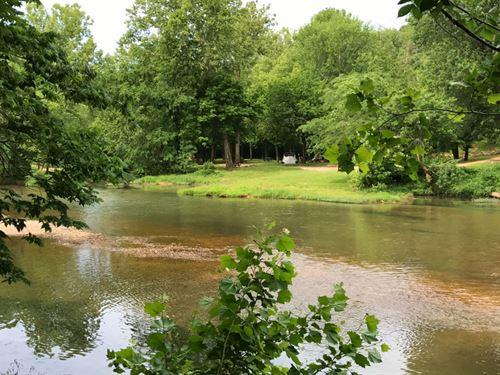 Seller Financing On River Land : Lebanon : Laclede County : Missouri