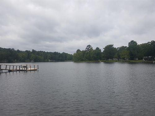 Golden Pond On Lake Sinclair : Milledgeville : Baldwin County : Georgia