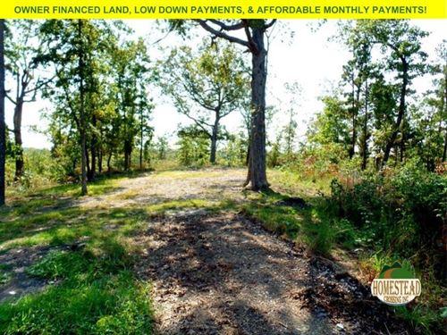 Hilltop Hide-Away, Off-Grid Heaven : Elk Creek : Texas County : Missouri