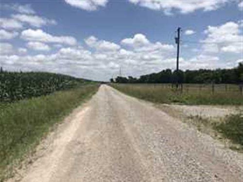 40 Acres Vernon County Missouri : Rich Hill : Vernon County : Missouri