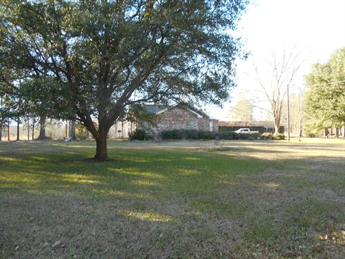 Remodeled Home Lincoln County West : Bogue Chitto : Lincoln County : Mississippi