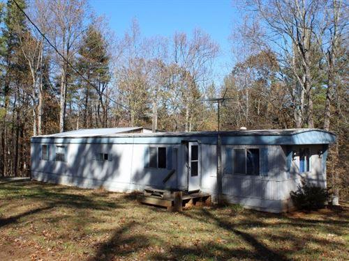 Single Wide, 2 Acres Land Located : Stuart : Patrick County : Virginia