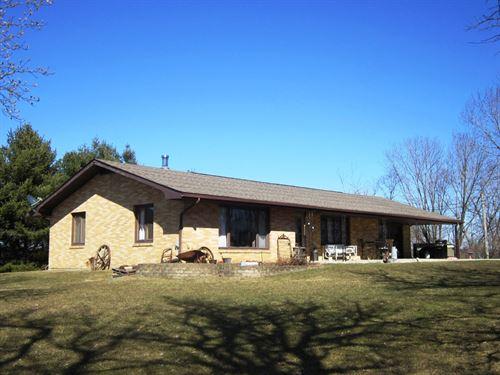 Monroe County Acreage For Sale : Lovilia : Monroe County : Iowa