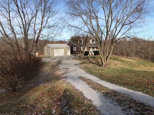 Country Home, Albany, Kentucky : Albany : Clinton County : Kentucky