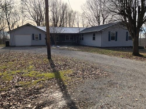 Country Lake Home 4.76 Acres : Albany : Clinton County : Kentucky