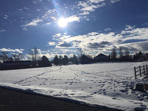 Lot Fox Hills Area, Montrose : Montrose : Colorado