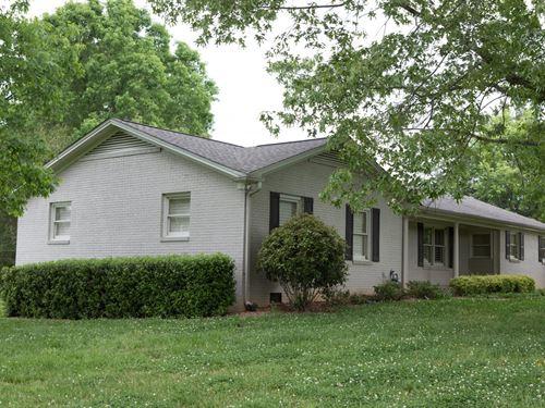 Sharon Church Farm : Liberty : Pickens County : South Carolina