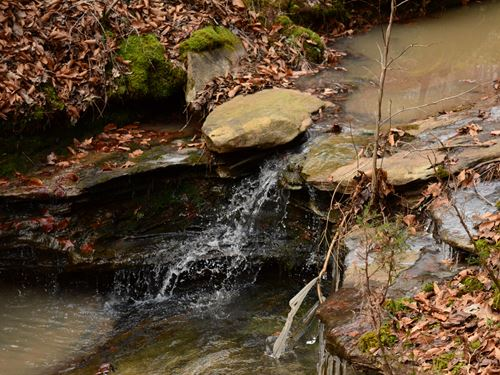 Sand Creek Tract : Clinton : Laurens County : South Carolina