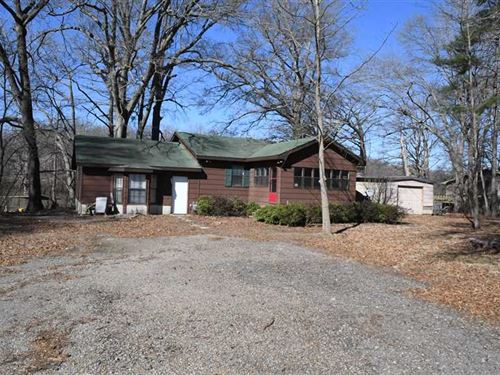 New Price, 1560 Sqft Cabin With Bo : Holly Grove : Monroe County : Arkansas