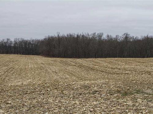 SR 34, 94 Acres, Williams County : Edon : Williams County : Ohio