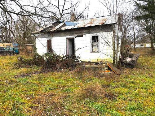 Lot For Sale in Winona Missouri : Winona : Shannon County : Missouri