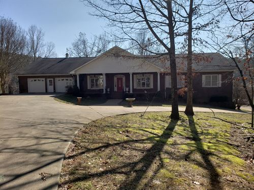 Beautiful Property With Pond : Jasper : Pickens County : Georgia