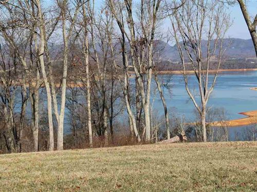 Cherokee Lake View With Lake Access : Morristown : Hamblen County : Tennessee