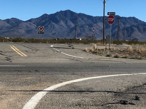 Gorgeous Parcel, Power, $285 P/Mo : Dolan Springs : Mohave County : Arizona