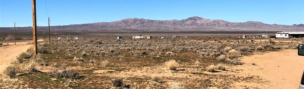 Gorgeous Parcel, Power, $285 P/Mo : Dolan Springs : Mohave County : Arizona
