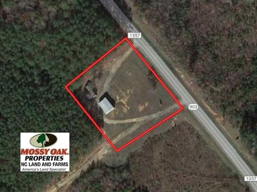 1.04 Acres of Commercial Land And : Littleton : Warren County : North Carolina