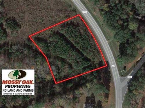 1.19 Acres of Commercial Land : Littleton : Warren County : North Carolina
