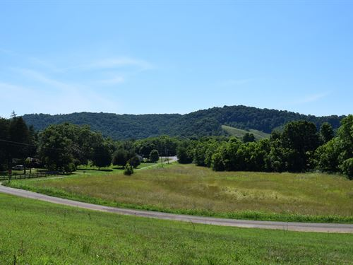 Unrestricted East Tennessee Land : Rogersville : Hawkins County : Tennessee