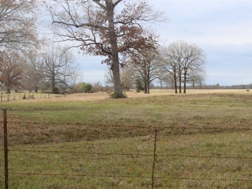 Cattle Ranch / Hunting Bowie : De Kalb : Bowie County : Texas
