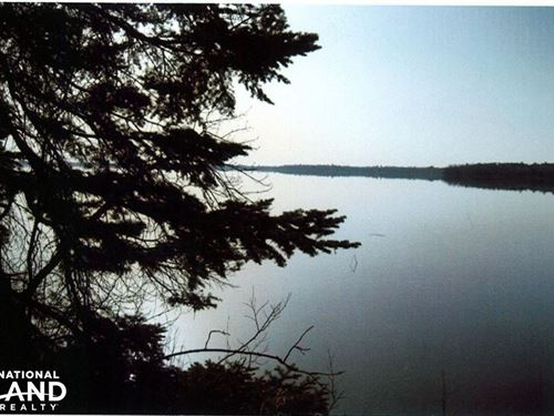 Steamboat Lake, Walker, MN Bldg Sit : Walker : Hubbard County : Minnesota